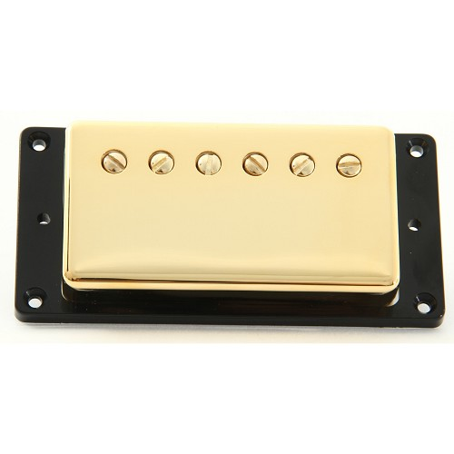 SEYMOUR DUNCAN Humbuckers Pick Up Seth Lover Model [SH-55n] - Gold - Guitar Pick Up